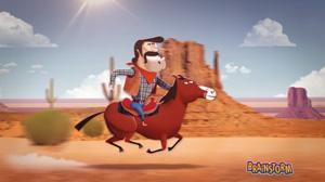 HASBRO «COWBOY»